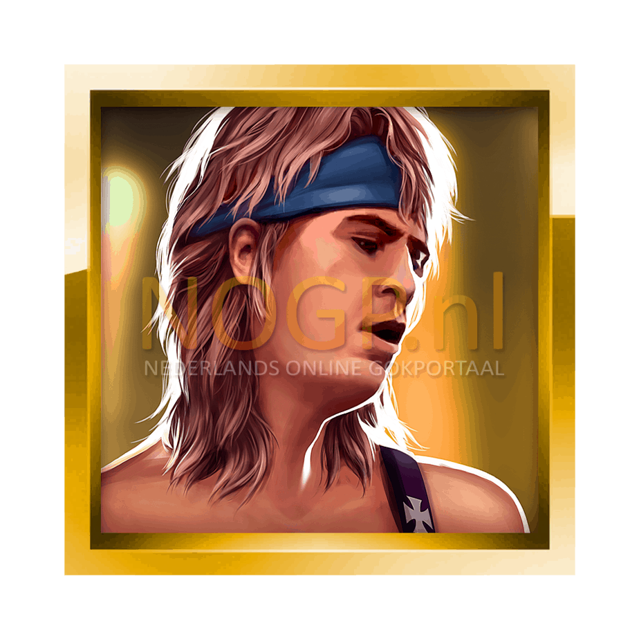 Guns N' Roses video slot gokkast symbool Duff McKagan