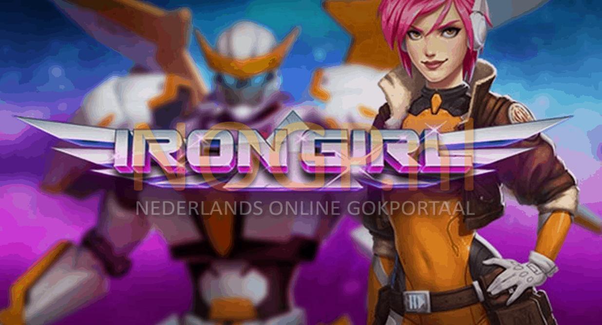 Iron Girl video slot van Play 'N GO
