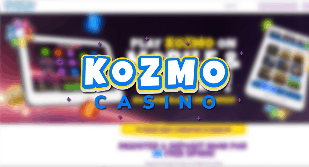 Kozmo Casino Deel uw ervaring