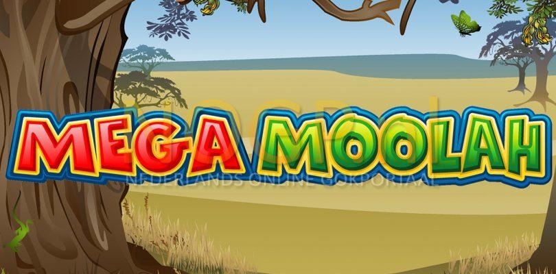 Mega Moolah video slot