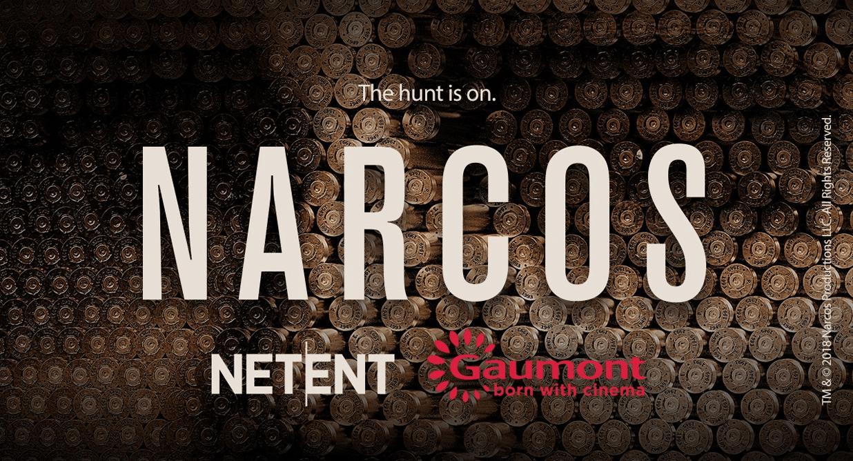 Narcos video slot van NetEnt