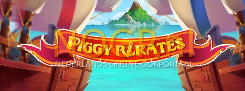 Piggy Pirates video slot gokkast