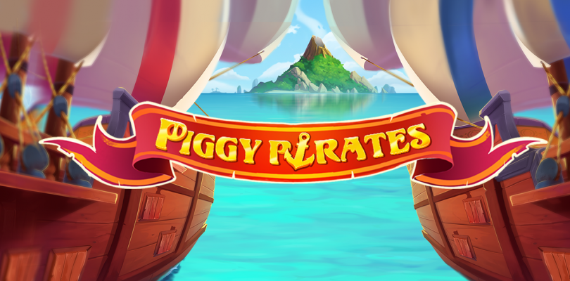 Piggy Pirates video slot gokkast