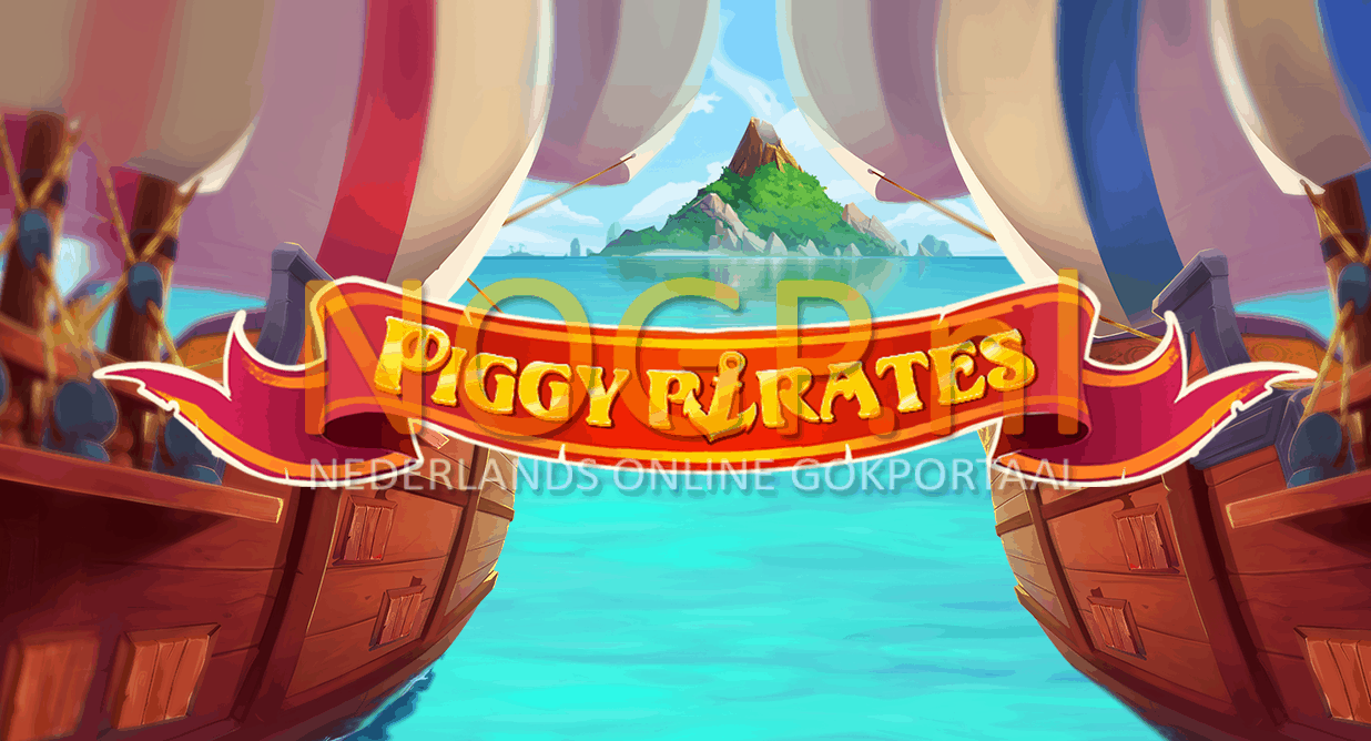 Piggy Pirates video slot van Red Tiger Gaming