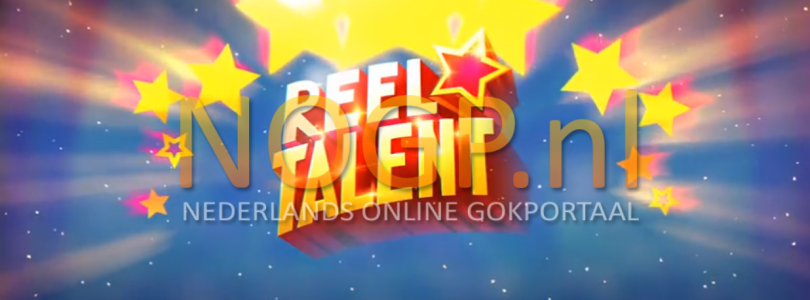 Reel Talent videoslot van JFTW