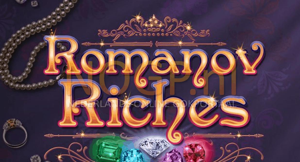 Romanov Riches video slot van Microgaming