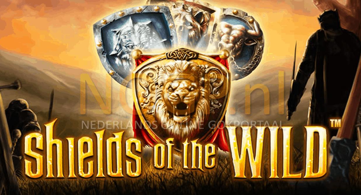 Shield of the Wild video slot van NextGen Gaming