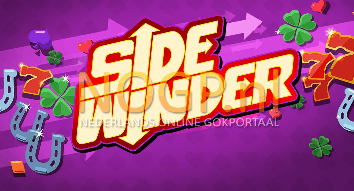 Sidewinder video slot van Just for the Win