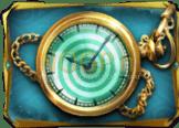 Street Magic video slot gokkast - Antiek horloge symbool