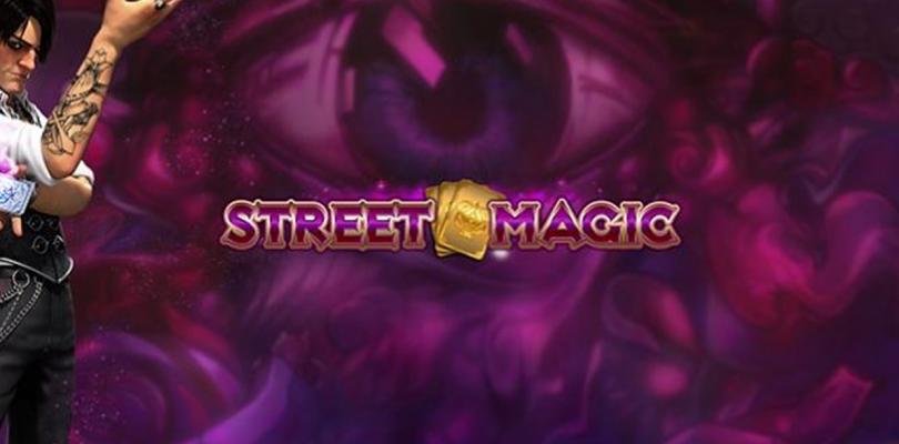 Street Magic video slot gokkast