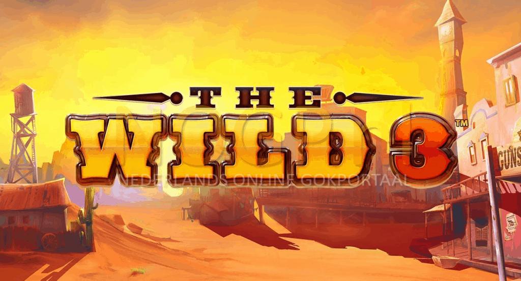 The Wild 3 video slot gokkast