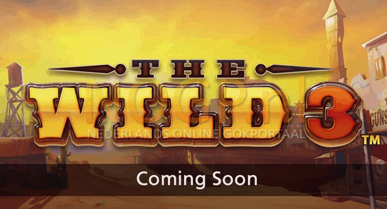 The Wild 3 video slot van NextGen Gaming