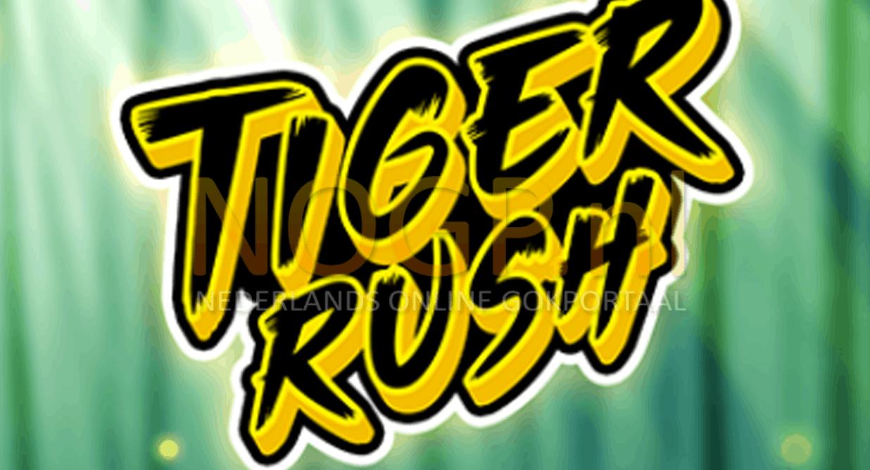 Tiger Rush video slot van Thunderkick