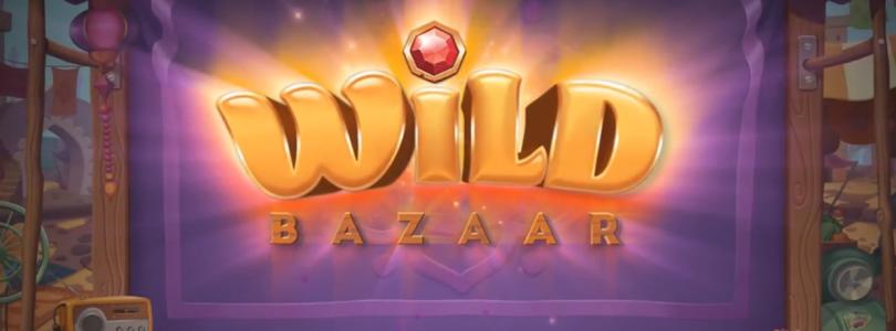Wild Bazaar videoslot