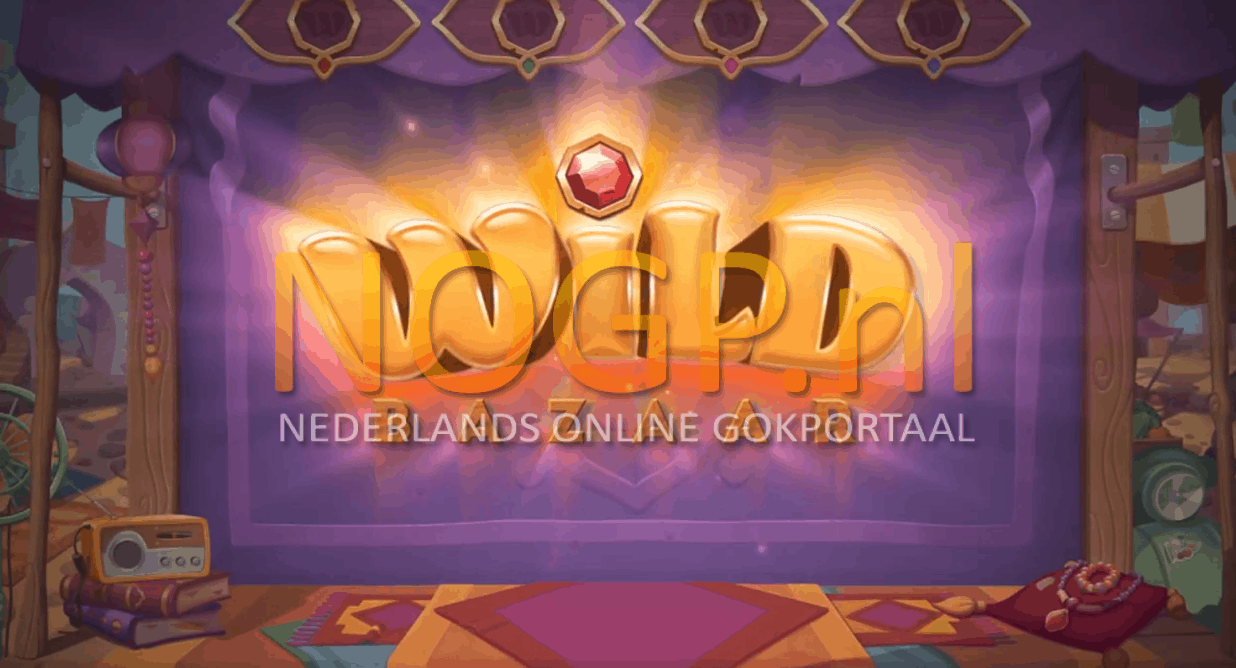 Wild Bazaar video slot van NetEnt