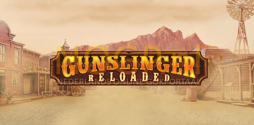 Gunslinger Reloaded gokkast logo