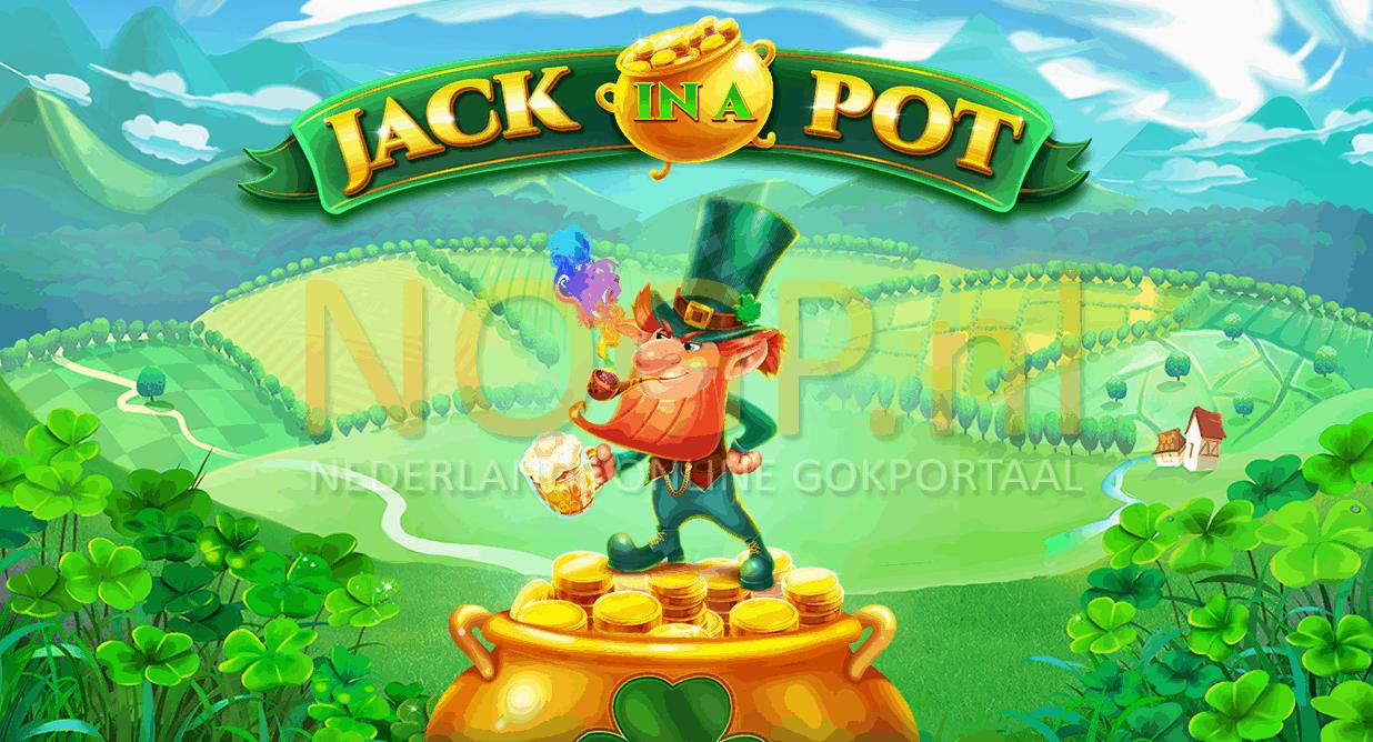 Jack in a Pot video slot van Red Tiger Gaming