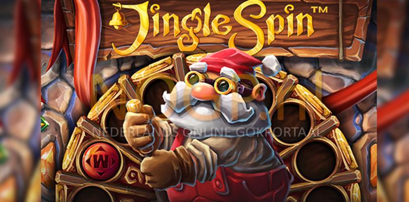 Jingle Spin video slot