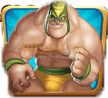 Lucha Legends video slot gokkast - Lucha Fighter 2 symbool
