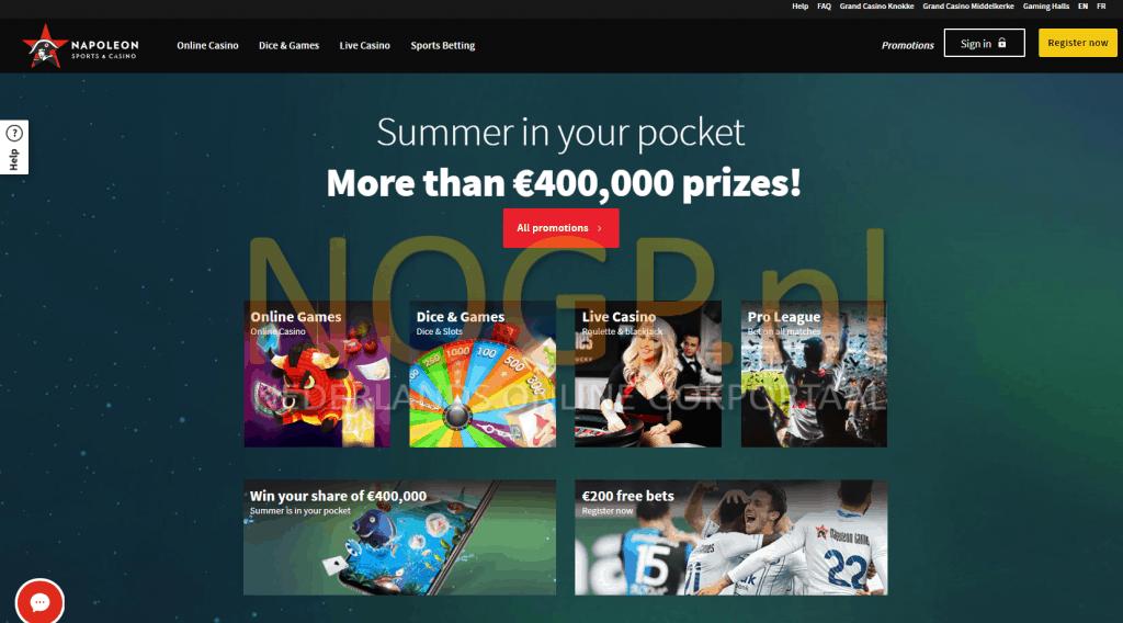 Online Casino Games Belgie