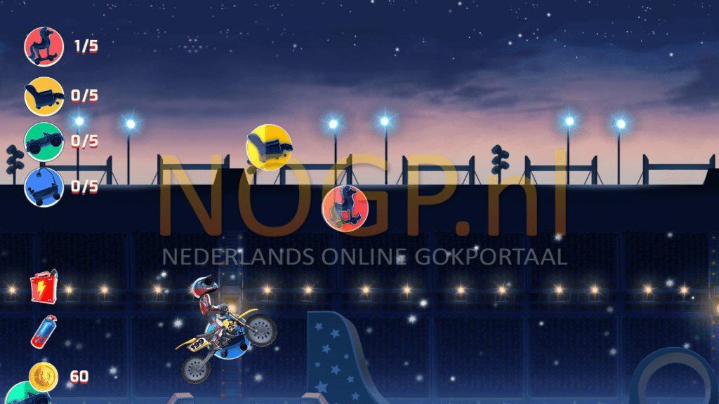 Nitro Circus - Jump Feature