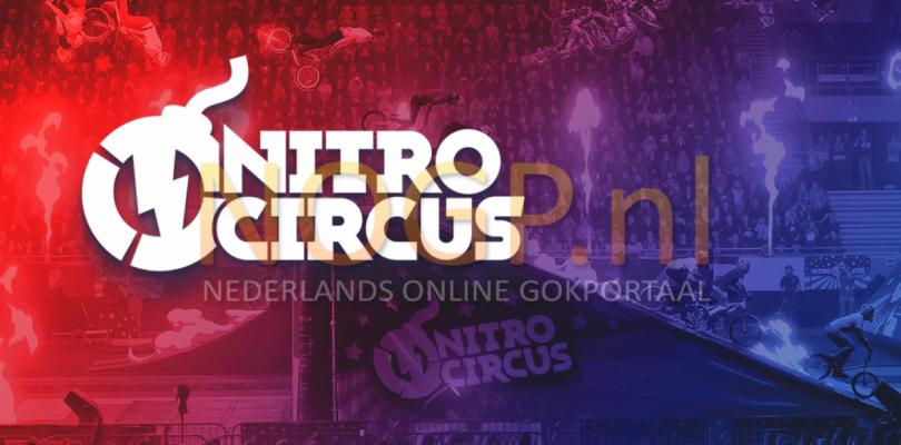 Nitro Circus video slot