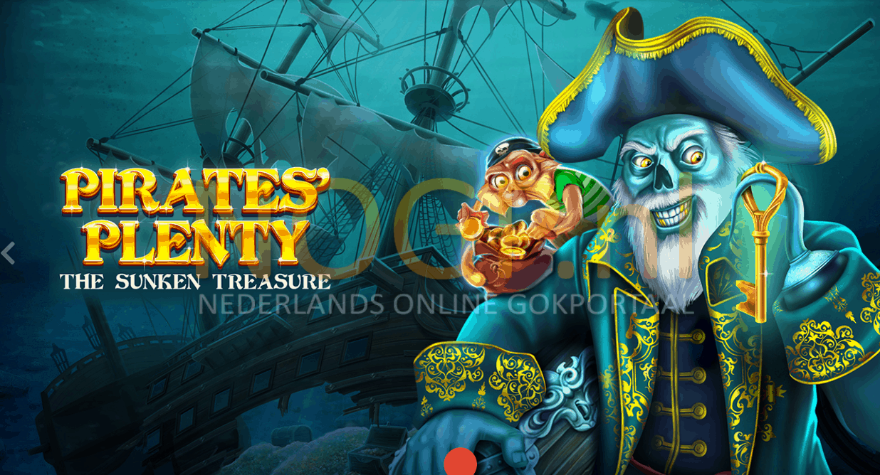 Pirates Plenty video slot van Red Tiger Gaming