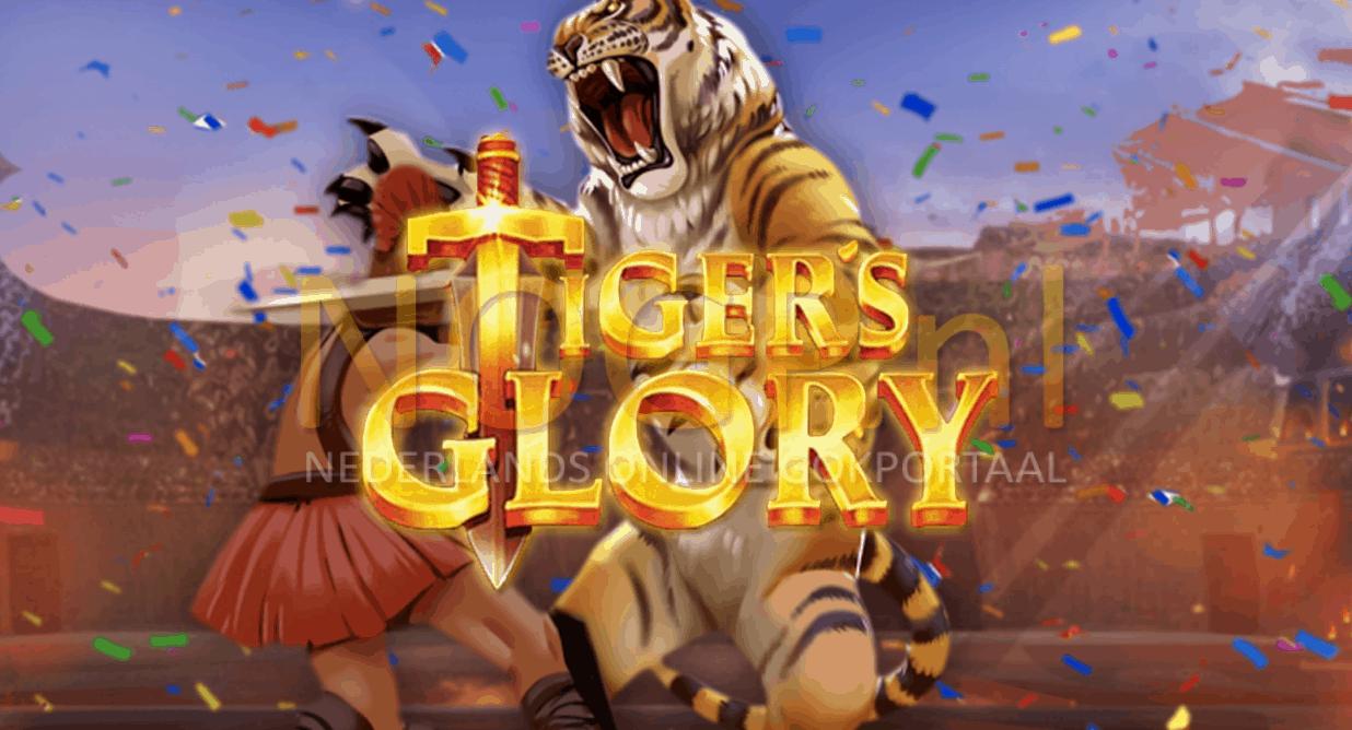 Tiger's Glory video slot van Quickspin