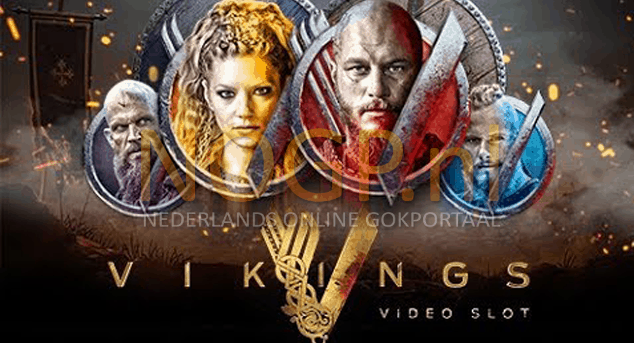 Vikings video slot van NetEnt