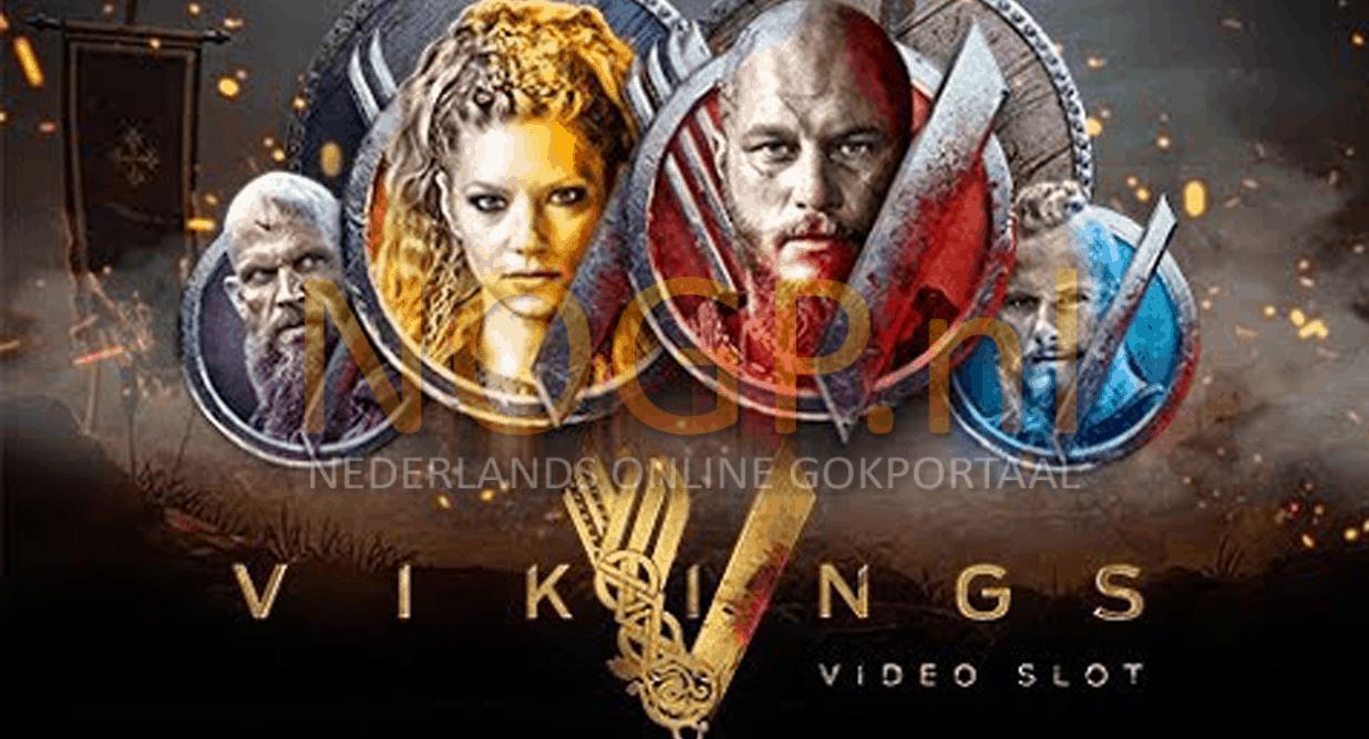 Vikings video slot van NetEnt