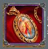 Wicked Tales: Dark Red video slot gokkast - Pendant symbool