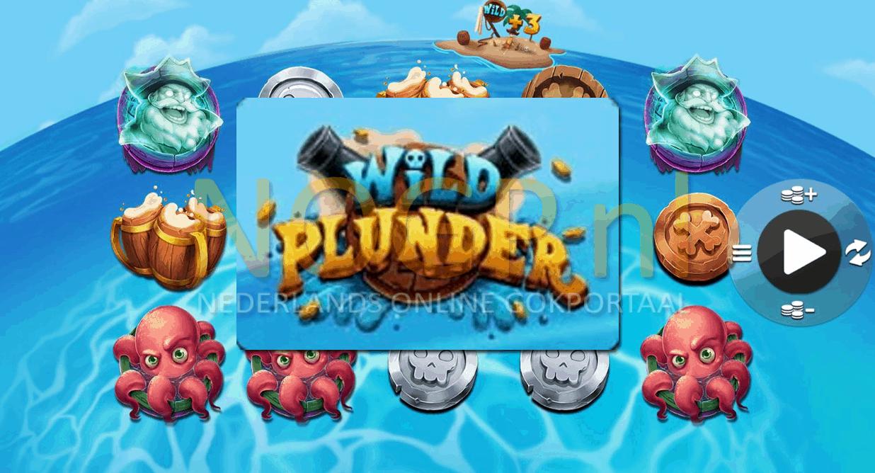 Wild Plunder video slot van NextGen Gaming