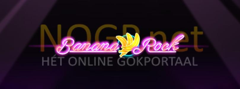 Banana Rock videoslot