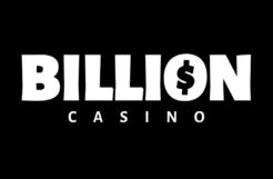 Billion Casino logo rond