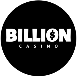 Billion Casino logo rond