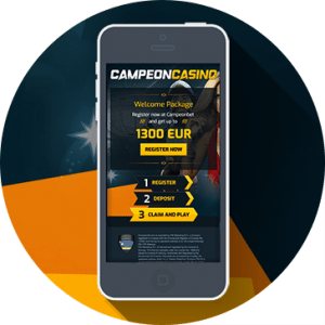 CampeonBet mobiel