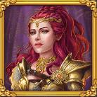 Dragon Maiden video slot gokkast - Maiden symbool