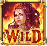 Dragon Maiden - Wild Symbool
