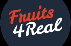 Fruits4Real logo