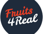 Fruits4Real logo rond