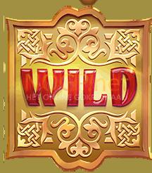 Immortal King videoslot - Wild symbool