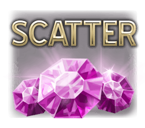 Scatter symbool van King of Slots