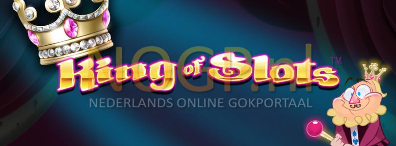 King of Slots video slot NetEnt