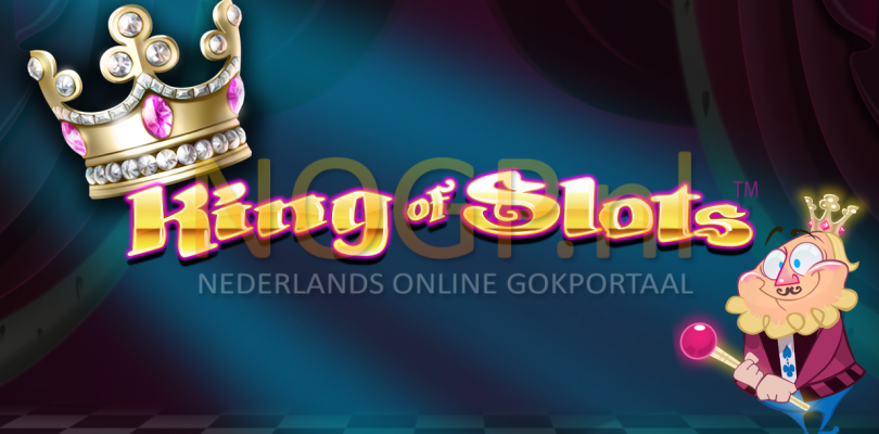 King of Slots video slot NetEnt