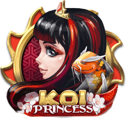 Koi Princess gokkast video slot - Koi Princess symbool