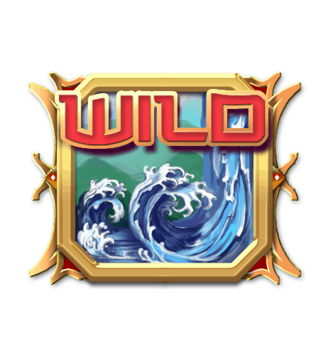 Koi Princess gokkast video slot - Wild symbool