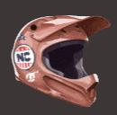 Nitro Circus video slot gokkast - Bruine helm symbool