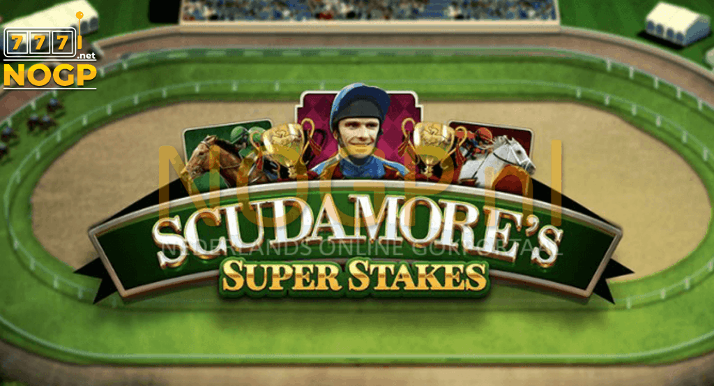 Scudamore's Super Stakes video slot