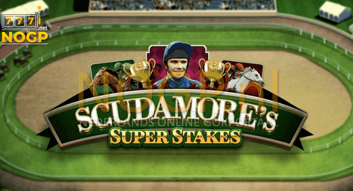 Scudamore's Super Stakes video slot van NetEnt