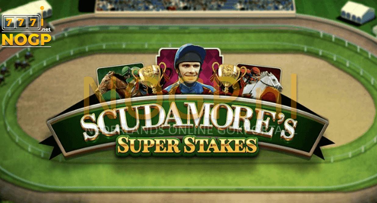 Scudamore's Super Stakes video slot van NetEnt